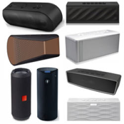 Mix Bluetooth Speakers