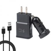 USB-C / Type-C Chargers (Wall / Car)