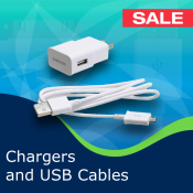 Chargers and USB Cables