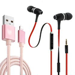 Earphone, Charger