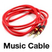 AUX Music Cable Splitter