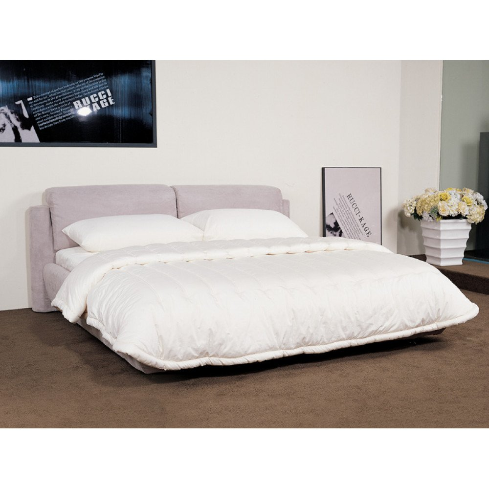 Wholesale DeRucci Bed Frame KB-82 (Gray)