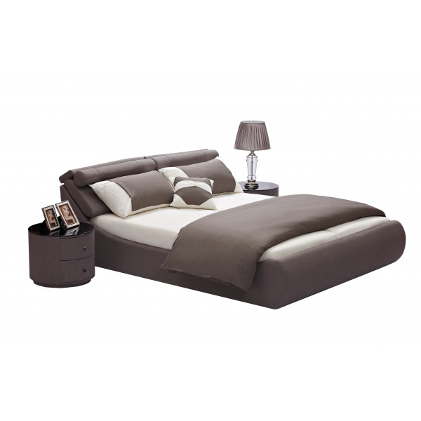 Wholesale DeRucci Bed Frame KB-93 (Black)