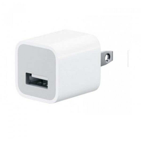 Wholesale Cell Phone House Power Adapter (White)