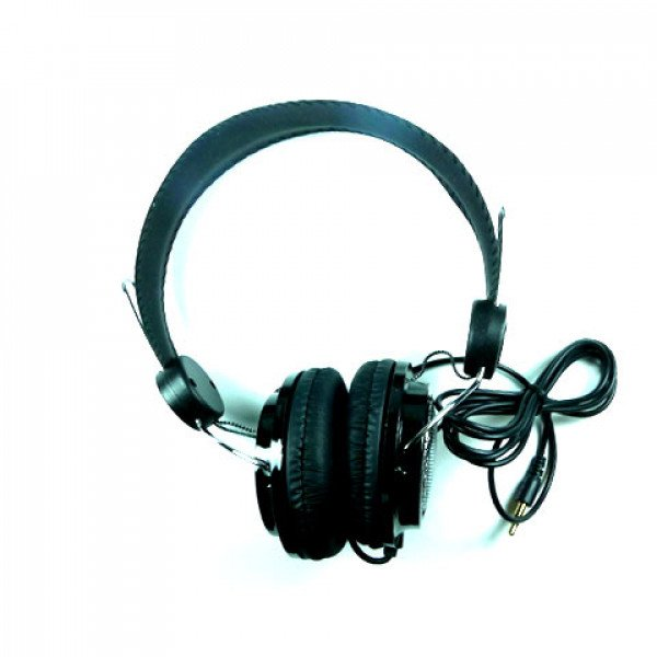 Wholesale H&K Stereo Headphone Over the Ear (Black)