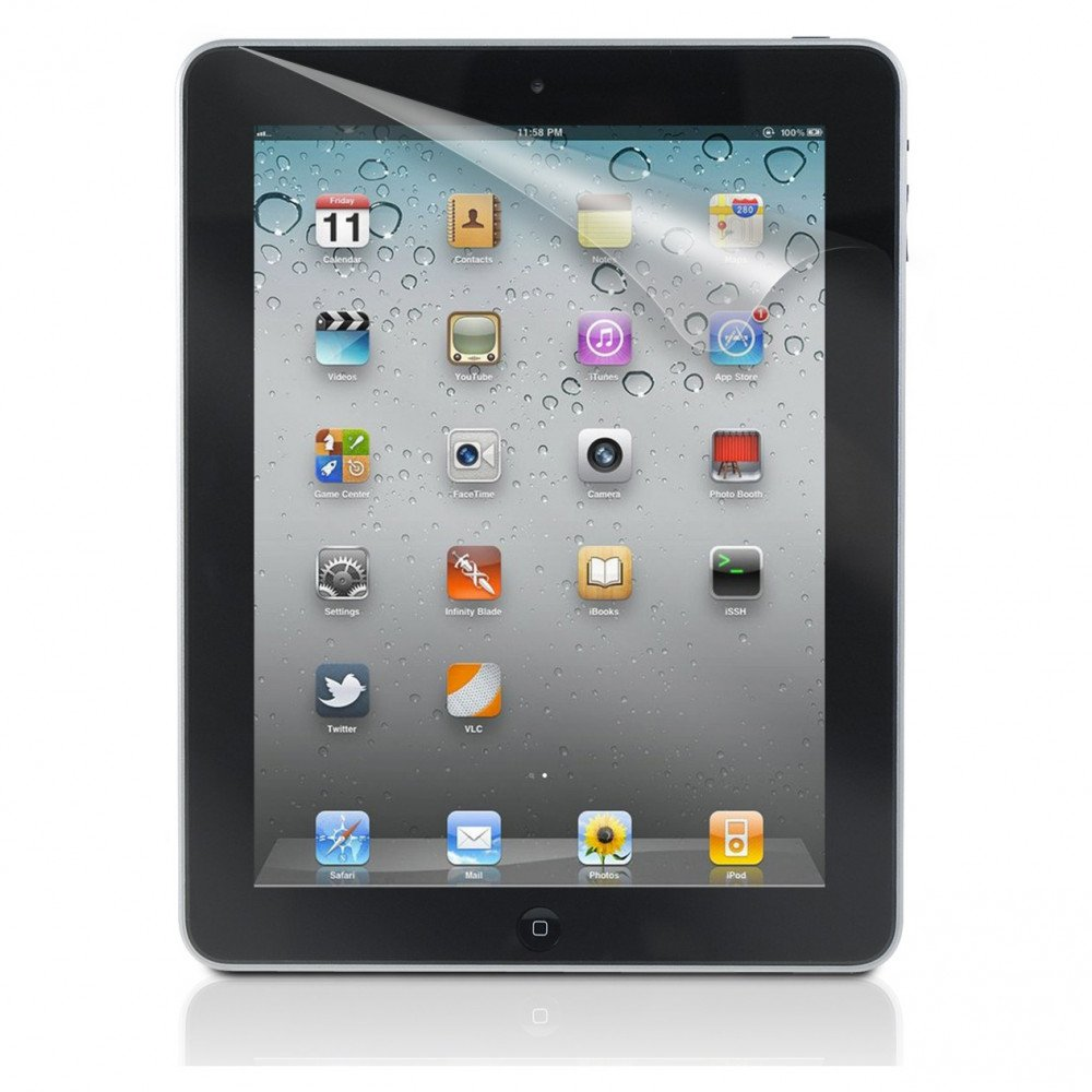 wholesale new ipad 2 3 4 anti glare matte screen protector. Black Bedroom Furniture Sets. Home Design Ideas
