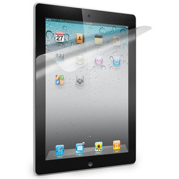 Wholesale New iPad 2 3 4 Clear Screen Protector (Clear)