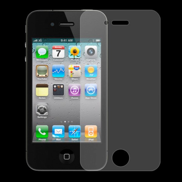 Wholesale Matte Screen Protector for iPhone 4S / 4