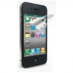 Clear Screen Protector for iPhone 4S / 4