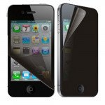 Wholesale Privacy Screen Protector for iPhone 4S / 4