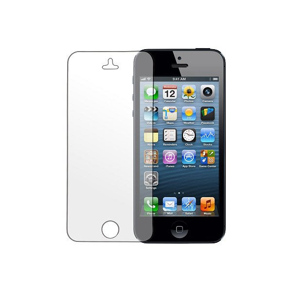 Wholesale Anti-glare Screen Protector for iPhone 5 5C 5S