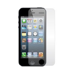 Clear Screen Protector for iPhone 5 (Front and Back)