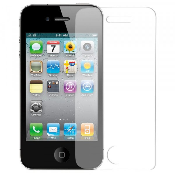 Wholesale Clear Screen Protector for iPod Touch 4