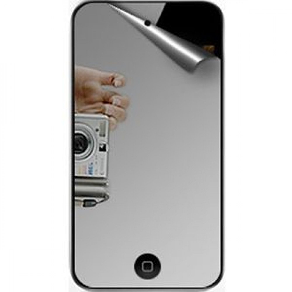 Wholesale mirror screen protector for ipod touch 4 for Mirror screen
