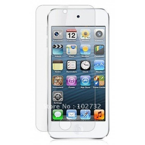 Wholesale Anti-glare Screen Protector for iPod Touch 5