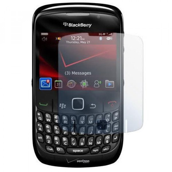 Wholesale Matte Screen Protector for Blackberry Curve 8520