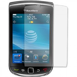 Clear  Screen Protector for Blackberry Bold 9800