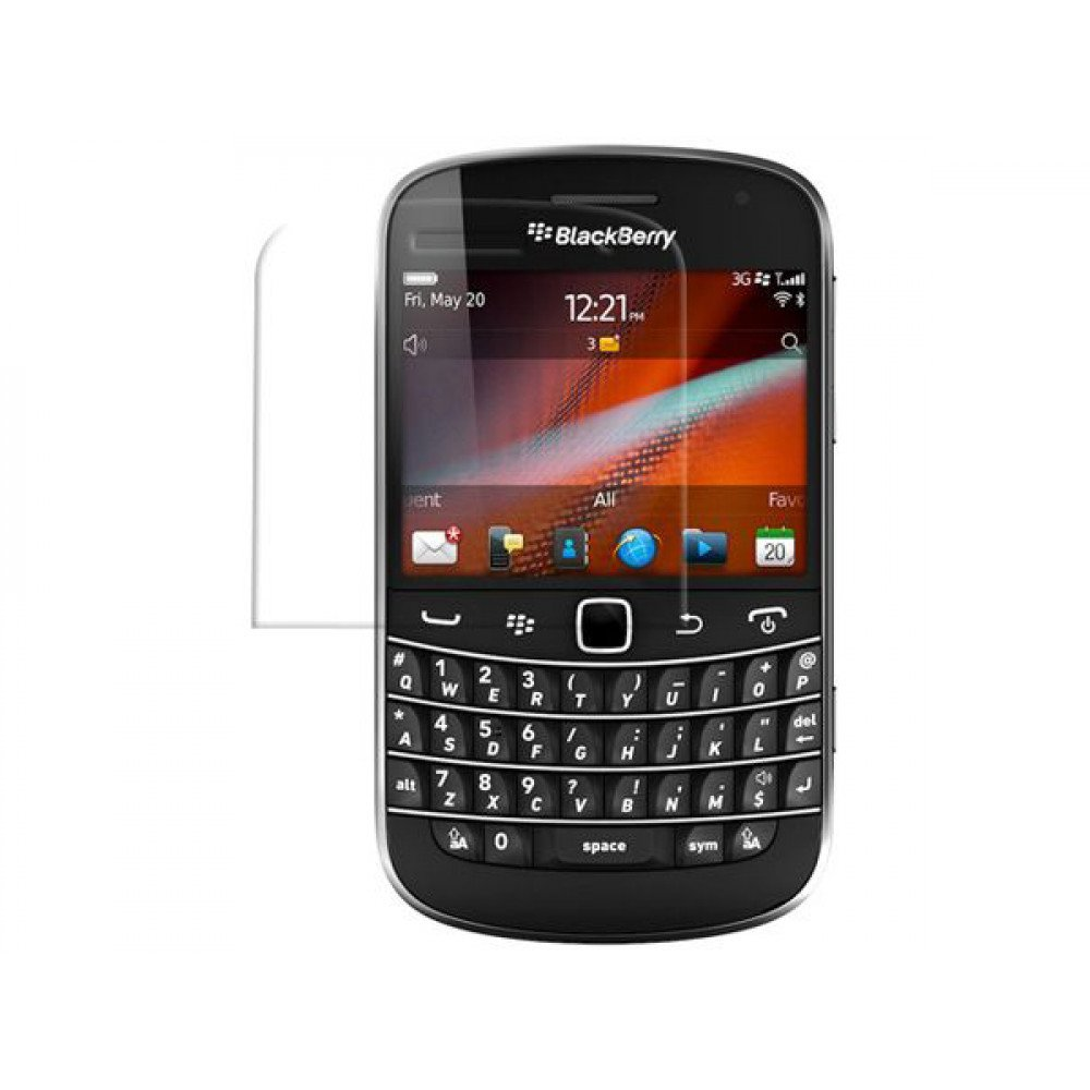 Wholesale Clear Screen Protector For Blackberry Bold 9900