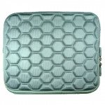 "Wholesale Bubble Design iPad Tablet Sleeve Pouch Bag with Zipper 10"" (Gray)"