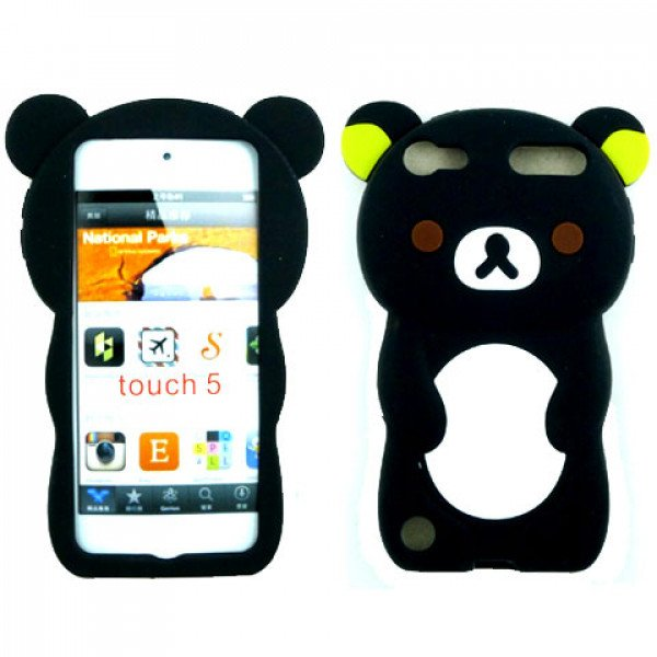 Ipod touch 3d cute cases