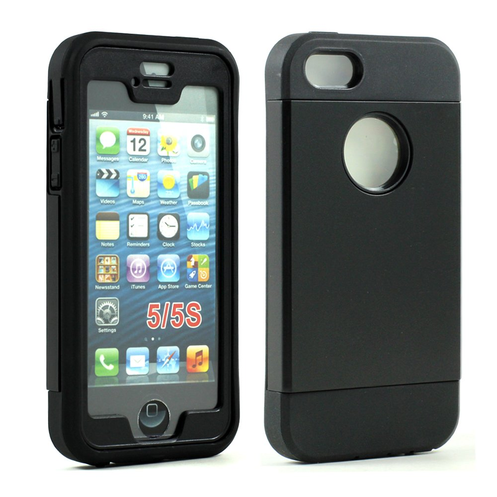 iphone 5s cheap price iphone 5 5s slim defender with screen black 3260