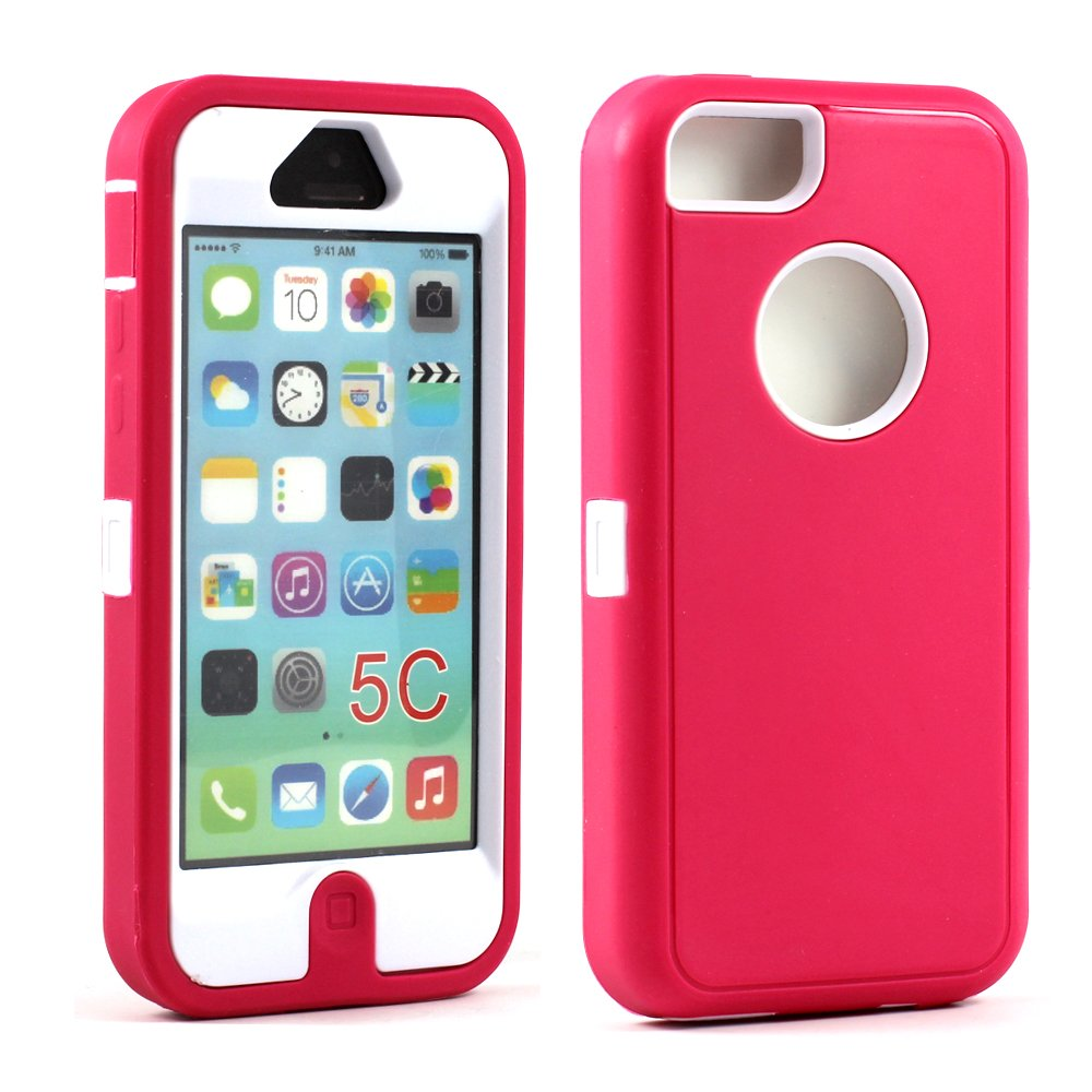 iphone 5c apple case apple iphone 5c armor defender with built 6580