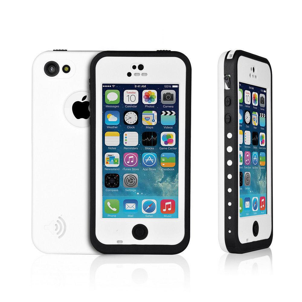 Wholesale Apple Iphone 5c Waterproof Armor Defender Case