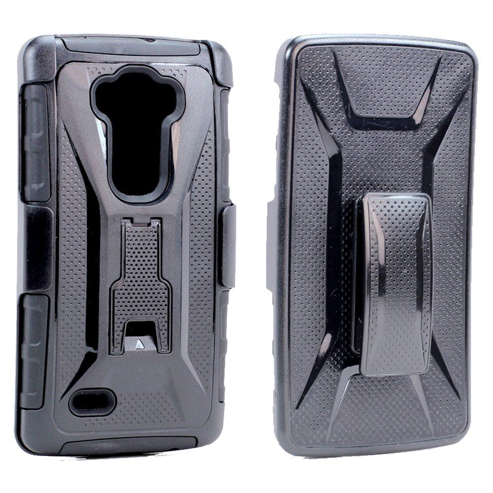 Wholesale Lg G Flex 2 Ls996 Armor Holster Combo Belt Clip