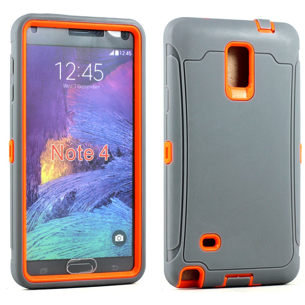 Wholesale Samsung Galaxy Note 4 Armor Defender Case With