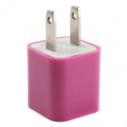 Cell Phone House Power Adapter (Hot Pink)
