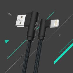 IOS Lightning & Type C & Micro USB Fast Charge Cable