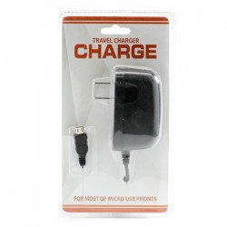 Power Micro USB V8/V9 House Charger (Blister package)