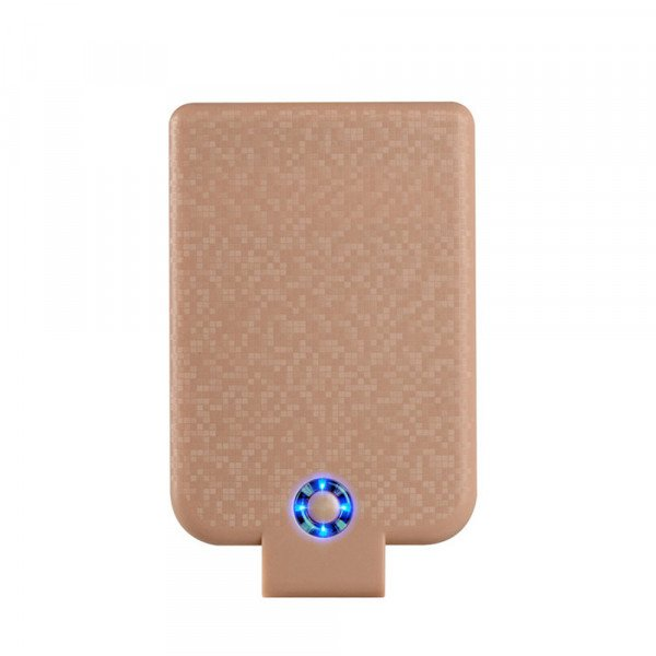 Wholesale Universal IOS iPhone Rechargeable External Battery Portable Power Charger (IOS Gold)