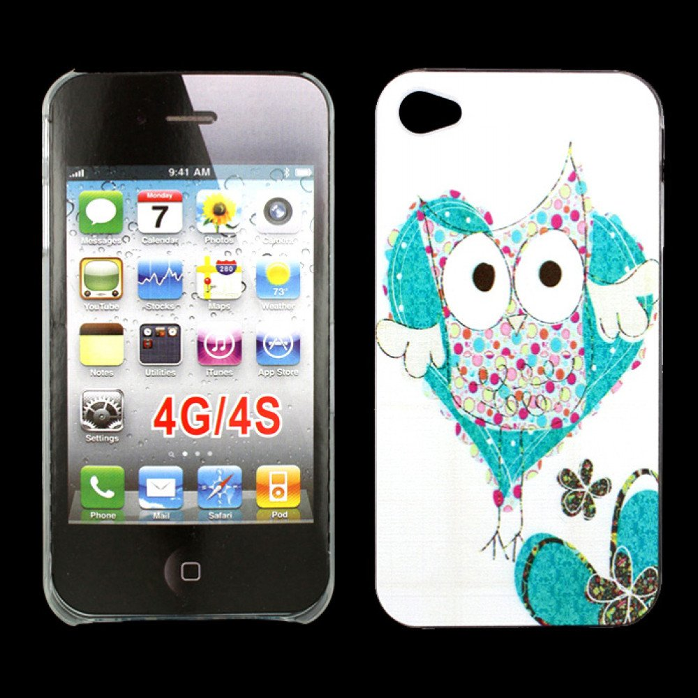 cute iphone 4s cases iphone 4 4s owl design owl 1782