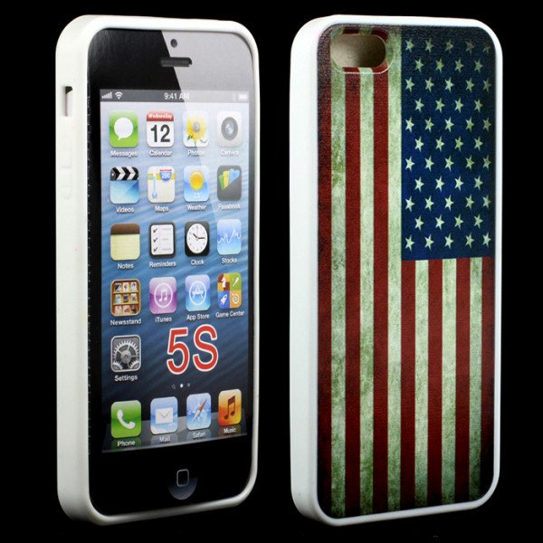 iphone 5s cheap price apple iphone 5 5s design usa flag 14779
