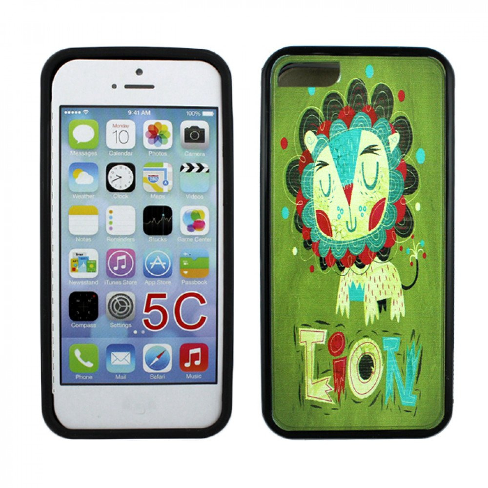 cheap iphone 5c cases iphone 5c gummy design 13790