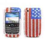 Wholesale BlackBerry 8520 9300 Diamond Case (USA)