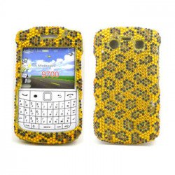 Diamond Leopard case for BlackBerry 9700