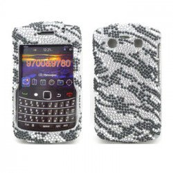 Diamond Zebra case for BlackBerry 9700