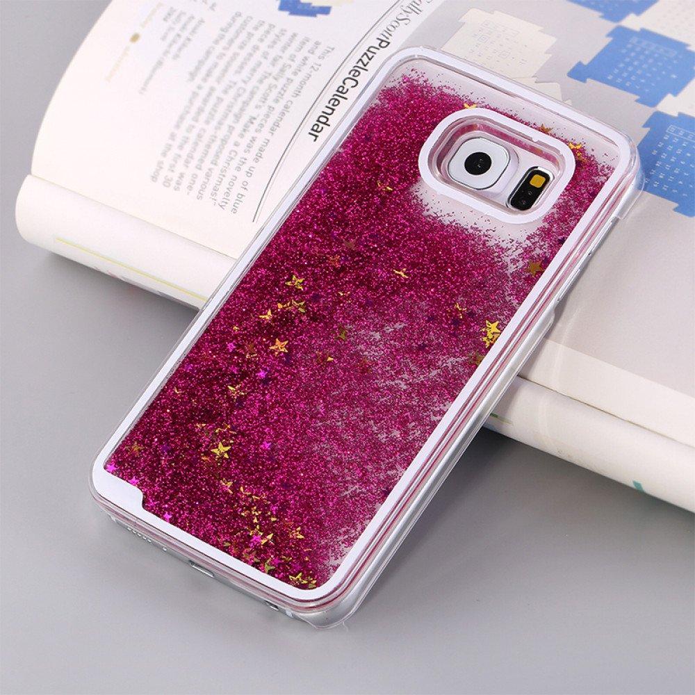 wholesale galaxy s7 glitter shake shake star dust case. Black Bedroom Furniture Sets. Home Design Ideas
