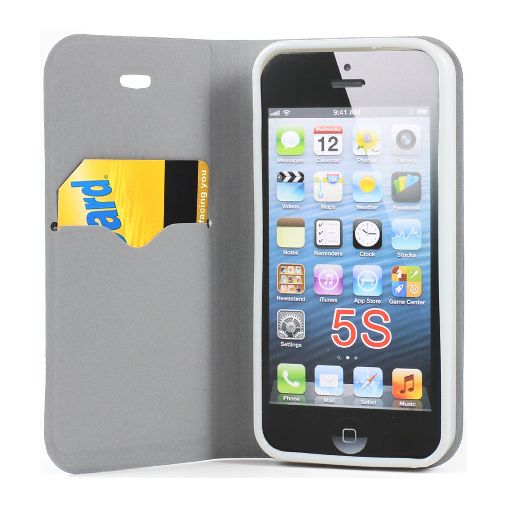iphone 5s cheap cases apple iphone 5 5s flip wallet 9864