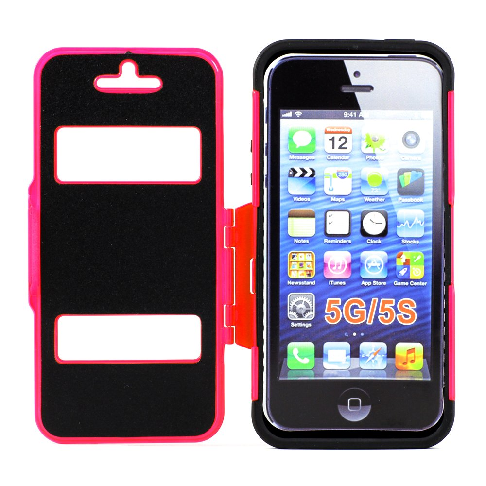 iphone 5s getting hot apple iphone 5 5s slim armor flip cover pink 14803