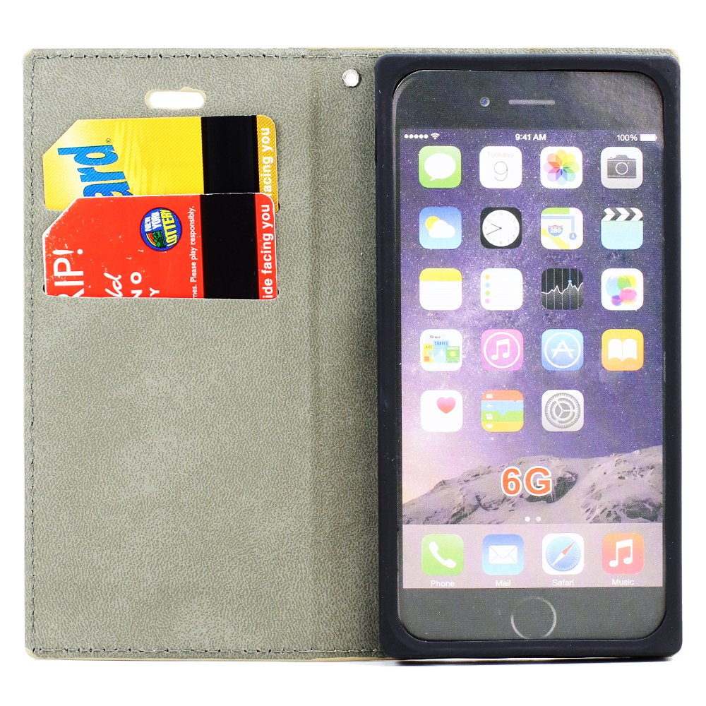 the iphone 6s iphone 6s 6 slim check magnetic flip leather 3557