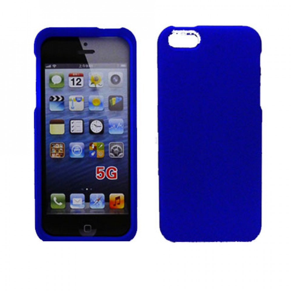 cheap iphone 5 cases iphone 5 5s cover blue 13789