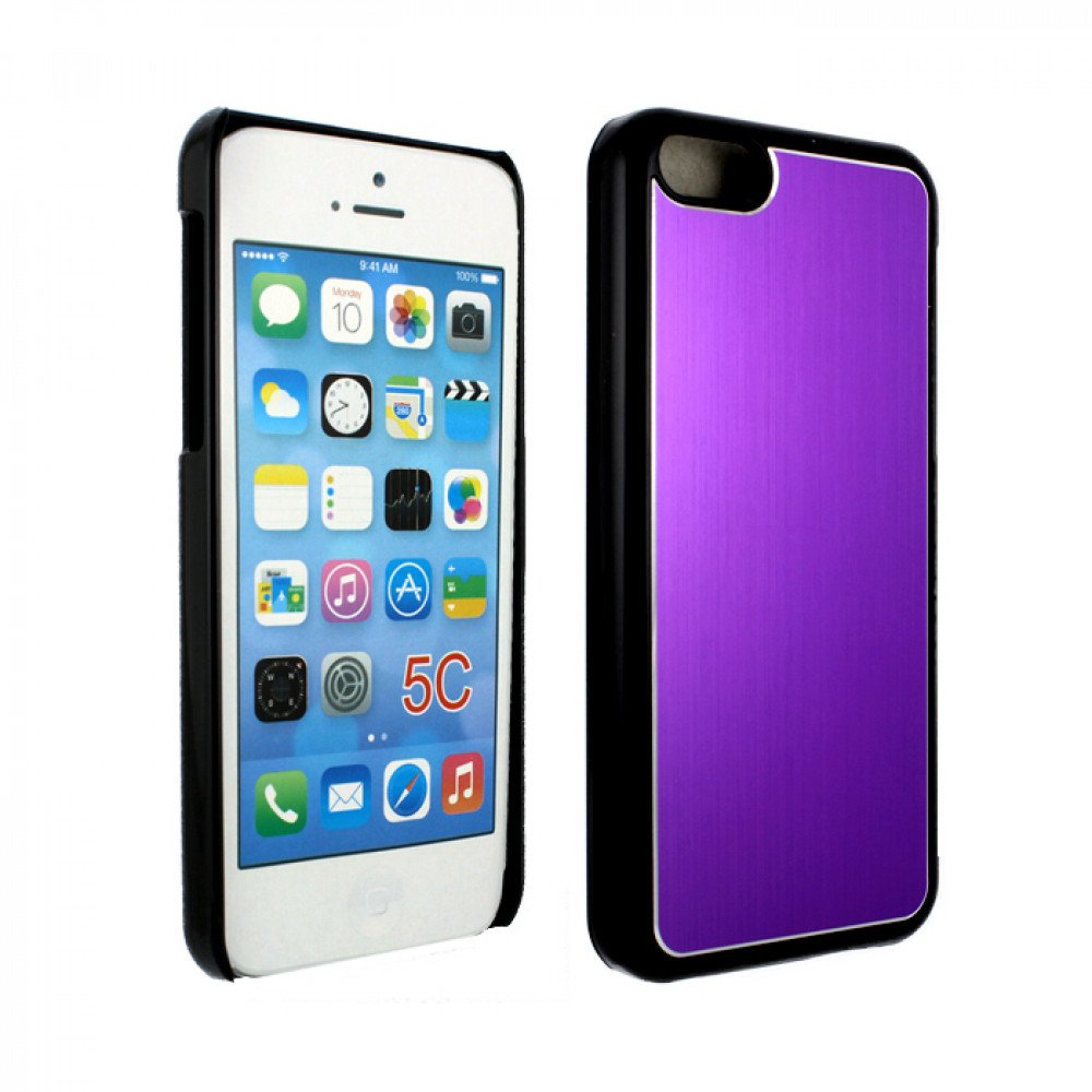 cheap iphone 5c cases iphone 5c aluminum purple 13790