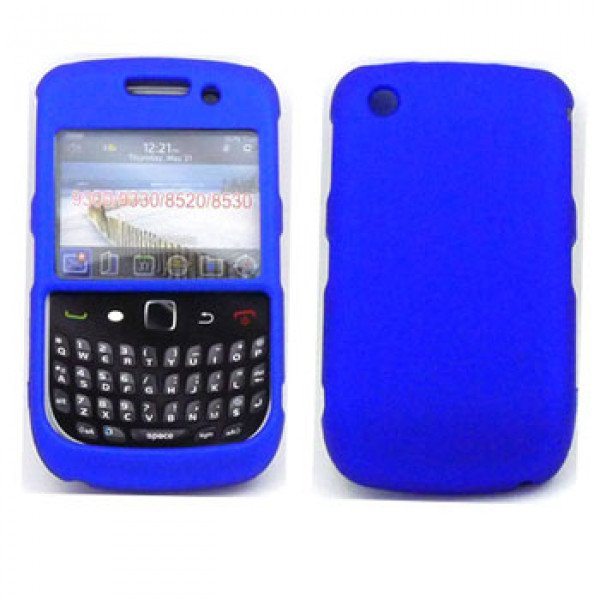Wholesale Blackberry Curve 8520 9300 Hard Case (Blue)