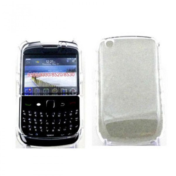 Wholesale Blackberry Curve 8520 9300 Hard Case (Clear)