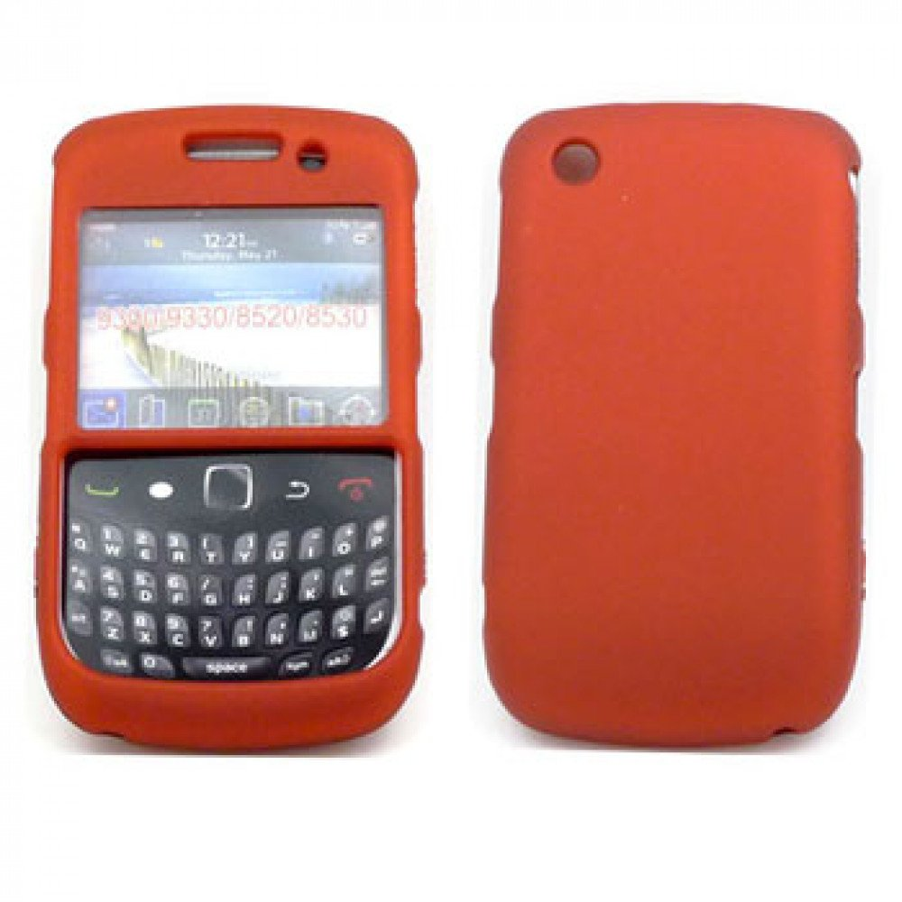 new arrival ced52 1c855 Wholesale Blackberry Curve 8520 9300 Hard Case (Red)