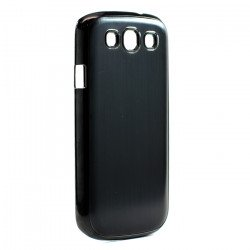 Samsung Galaxy S3 / i9300 Aluminum Case (Black)