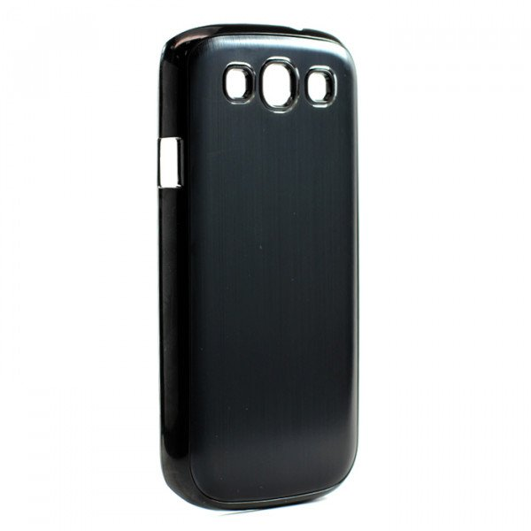 Wholesale Samsung Galaxy S3 / i9300 Aluminum Case (Black)